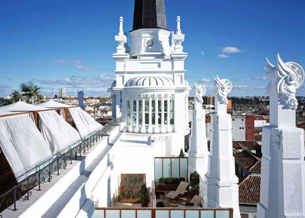 Terrazas de madrid - The penthouse madrid ...