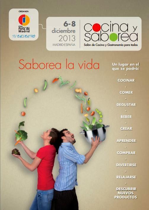 COCINA Y SABOREA 2013
