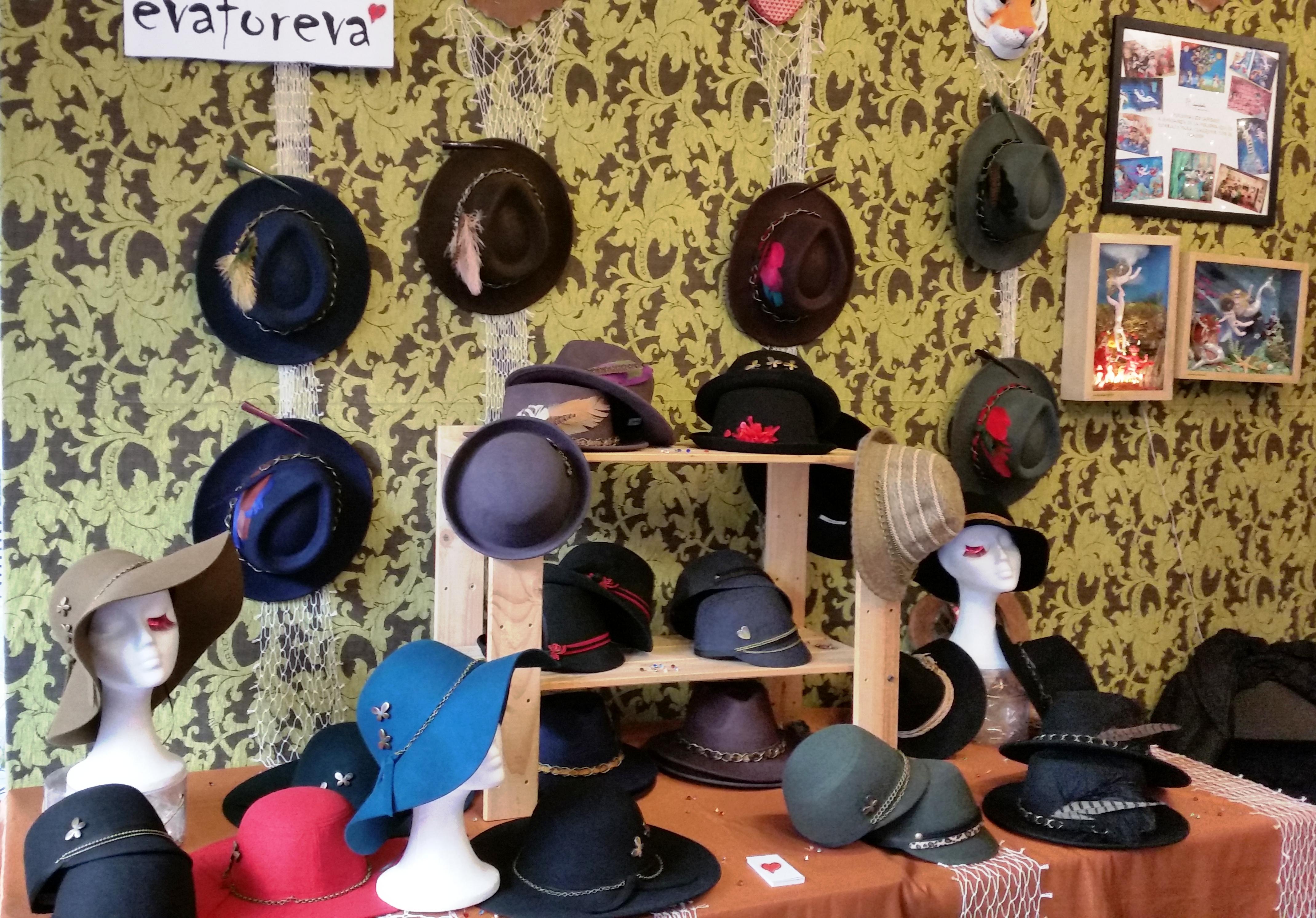 evaforeva (sombreros)