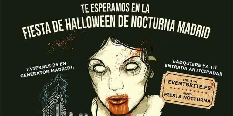 Fiesta Halloween Generator